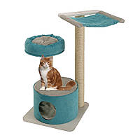 Ferplast (Ферпласт) Jago Когтеточка с домиком для кошек