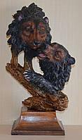 "Статуэтка ""Медведи"" (35х19х14 см.)"