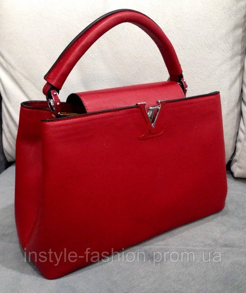 Сумка Louis Vuitton красная