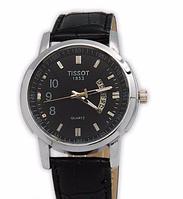 Стильные мужские часы TISSOT, классические наручные часы, часы tissot мужские, кварцевые часы