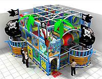 Игровой лабиринт «Пиратский корабль»