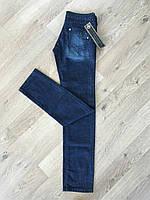 Джинсы женские модные стильные зауженные slim Roberto Cavali Турция, фото 1