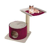 Ferplast (Ферпласт) Simba Когтеточка с домиком для кошек