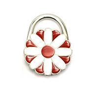 Вешалка для сумки Красная хризантема