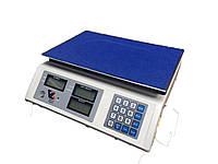 Счетные весы Vitol-6 DH-198 до 30 кг для метизов