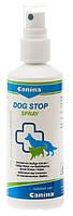 Нейтрализует специфические запахи течной суки, спрей Canina DOG-STOP Spray 100 мл