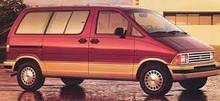 Автоскло для Ford aerostar / форд аеростар (usa) (мінівен) (1986-1997)