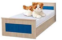 Кровать Денди  646х1000х2076мм    Мебель-Сервис