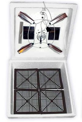 Инкубатор УТОС на 80 яиц с ручным переворотом (utm), фото 2