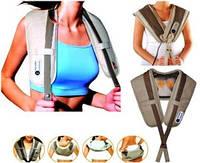 Массажер для спины и шеи Cervical massage shawls, фото 1