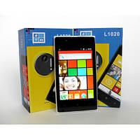 Сенсорный мобильный телефон  Nokia 1020 Android