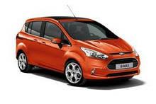 Автоскло для Форд Б макс / Ford B-Max (Мінівен) (2012-)