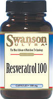 Ресвератрол 100 (Resveratrol) 100 мг 30 капсул