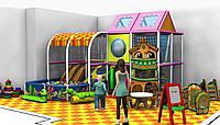 Игровой лабиринт «Домик Чудес»