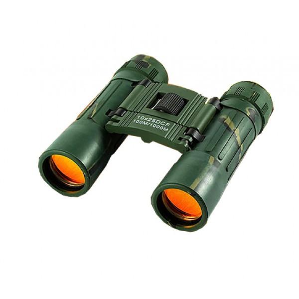 Бінокль Tasco 10x25 (green)