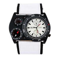 Мужские наручные часы OULM с Термометром и Компасом