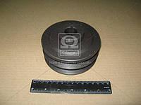 Шкив привода вентилятора 2х ручейный (Украина). 236-1308025 - Б