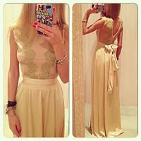 Вечернее платье Трасса Ян   $