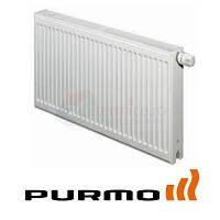 Радиаторы purmo (нижнее подключение) тип v