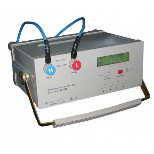 Измерители параметров цепи фаза-нуль, и тока короткого замыкания