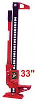Домкрат реечный 3т 125-660мм TRA8335 Torin