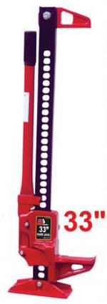 Домкрат реечный 3т 125-660мм TRA8335 Torin, фото 2