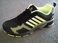 Кроссовки яркие мужские Bayota - Adidas беговые сетка 40 -45 р-р, фото 1