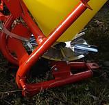 Навесной польский разбрасыватель удобрений Stumyk 500 л., фото 4