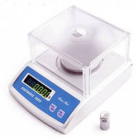Весы ювелирные электронные 6002-600A до 610г (0,01g)
