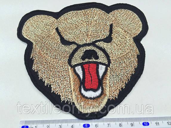Нашивка Медведь (Big), фото 2