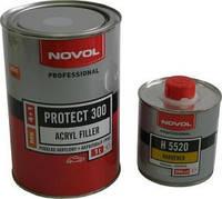Грунт акриловый NOVOL PROTECT 300 (комплект с отв.)