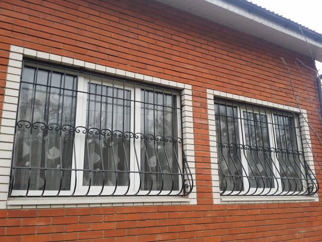 Решетки на окна  5