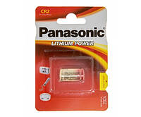 Батарейка Panasonic CR-2L BLI 1 LITHIUM