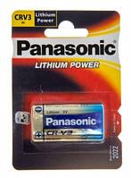 Батарейка Panasonic CR-V3L BLI 1 LITHIUM