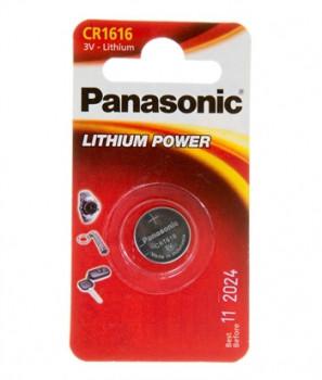 Батарейка Panasonic CR 1616 BLI 1 LITHIUM