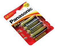 Батарейка Panasonic PRO POWER AA BLI 4 ALKALINE