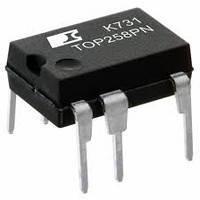 TOP223PN (15W /5.7 V) DIP-8. Преобразователи переменного тока в постоянный 15W 85-265 VAC 25W100/1