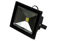 Светодиодный прожектор FOTON LP 30W, 220V, IP67 Econom, 2250Lm, 6650K белый холодный, фото 1