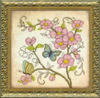 """Набор для вышивания крестом Crystal Art """"Дыхание весны"""""""