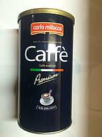 "Кофе молотый"" Carlo Milocca Caffe Premium "" ж/б 500гр (Италия)"