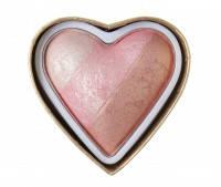 Румяна-хайлайтер запеченный Makeup Revolution - Iced Hearts, фото 1