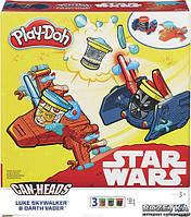 Play-Doh Транспортні засоби героїв Зоряних війн
