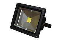 Светодиодный прожектор Foton LP 50W, 220V, IP67 Premium, 5000Lm, 6650K белый холодный