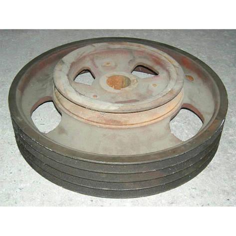 Шкив главного к/привода (5-ти руч.левый) Нива 44Б-10088Б, фото 2