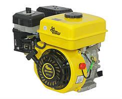 Бензиновий двигун Кентавр ДВЗ 200 Б1 під шпонку 20 вал