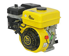 Бензиновый двигатель Кентавр ДВЗ 200 Б1 под шпонку 20 вал