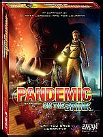 Настольная игра Пандемия: на грани