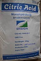 Лимонная кислота в мешках по 25 кг, фото 1