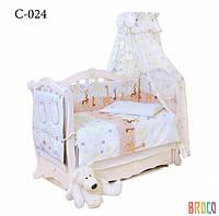 Детская постель Twins Comfort C-024 Жирафы