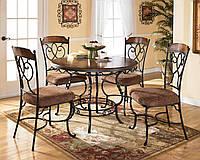 Кованые столы и стулья модель №33
